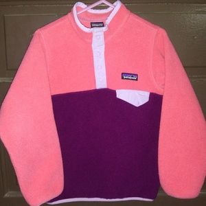 Patagonia jacket 5T new condition